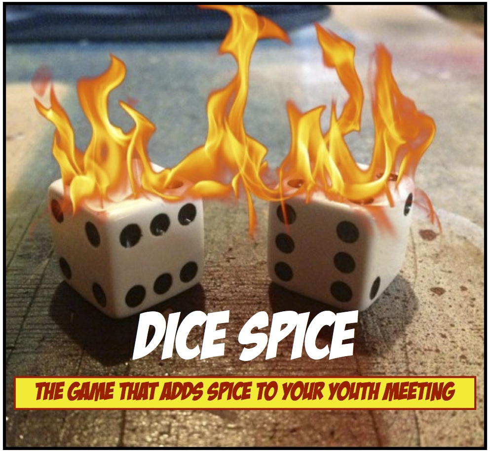 Youth Pastor Church Nite: Spice Up Your Youth Ministry Game Night With Dice Spice