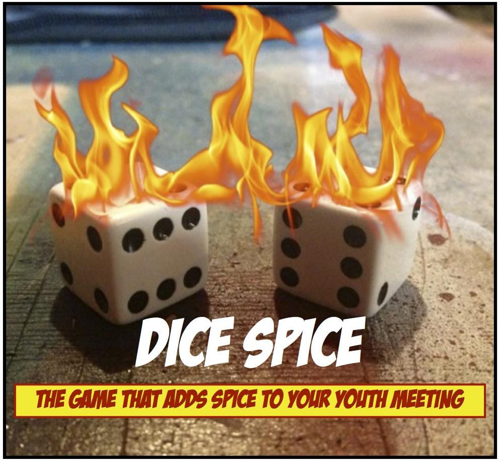 Dice Spice Logo