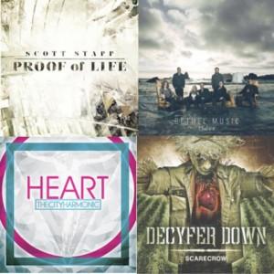 top 13 albums 2013