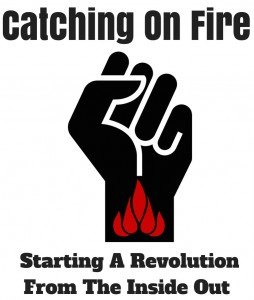 Catching On Fire Logo 2