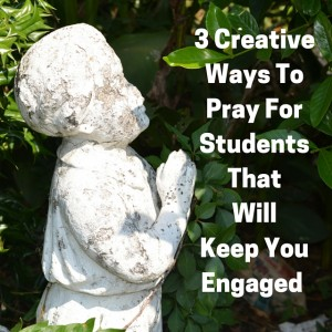 3 WaysTo Pray