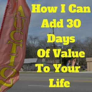 30 Days Of Value-1