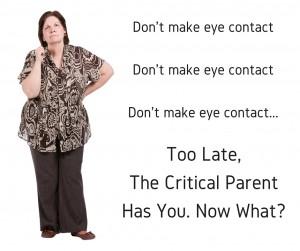 Don't make eye contactDon't make eye contactDon't make eye contact...