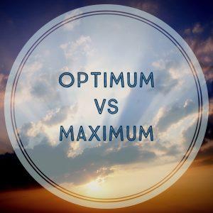 optimum-vs-maximum
